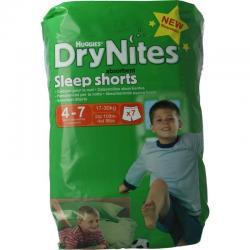 Sleepshorts 4-7 jaar