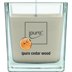 Ipuro Geurkaars Cedar Wood