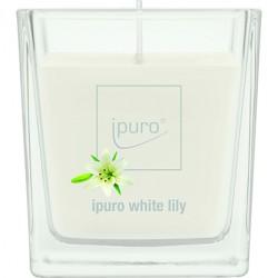 Ipuro Geurkaars White Lily