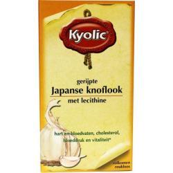 Kyolic & lecithine