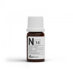 N Complex 14 lymphang