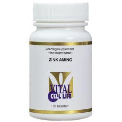 Zink amino 15 mg