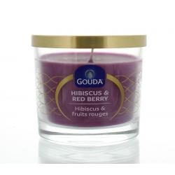 Geurkaars 90/100 hibiscus