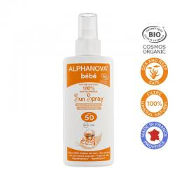 Sun spray baby SPF50 bio