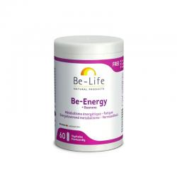Be-energy & guarana