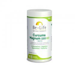 Curcuma magnum 3200 + piperine bio