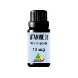 Vitamine D3 365 druppels