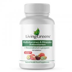 Multi vitaminen & mineralen antioxidant