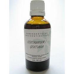 Centaurium / gentiana compl tinctuur