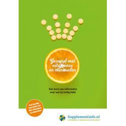 Folder NPN nut & veiligheid vitamine mineralen