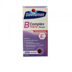 Vitamine B complex forte