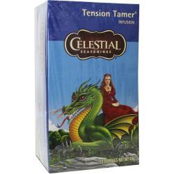 Tension tamer herb tea