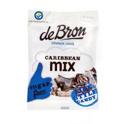 Caribbean mix suikervrij