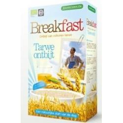 Breakfast tarwe ontbijt