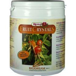 Fruit crystals