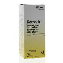 Ketostix teststrips