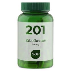 201 Riboflavine 50 mg