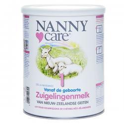 Nannycare zuigelingenmelk van geiten