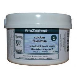 Calcium fluoratum Vitazout Nr. 01