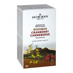 Rooibosthee cranberry