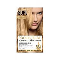 Beschermende cremekleur 9.3 zr licht goudblond