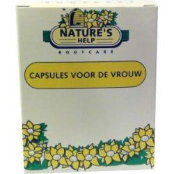 Capsules voor de vrouw