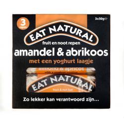 Almond apricot yoghurt 3 x 50 gram