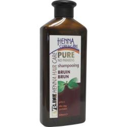 Shampoo pure bruin