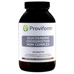 Glucosamine chondroitine complex MSM