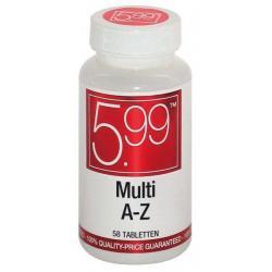 Multi A-Z 100% ADH