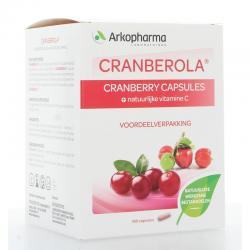 Cranberry capsules