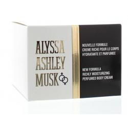 Alyssa Ashley musk bodycream