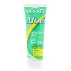 Aftersun gel aloe vera tube