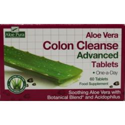 Aloe pura aloe vera colon cleanse