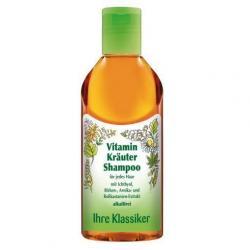 Shampoo vitamine kruiden