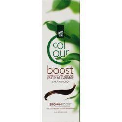 Colour boost brown