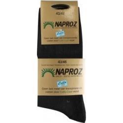 Airco sokken 43-46 zwart