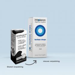 Disolact (lactase)