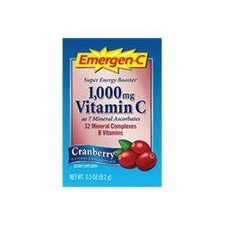 Emergen-c cranberry