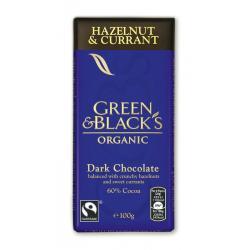 Chocolade puur hazelnoot
