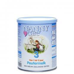 Nannycare peutergeitenmelk