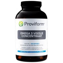 Omega 3 visolie concentraat 1000 mg