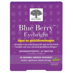 Blue berry eyebright