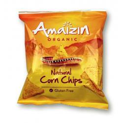 Corn chips naturel bio