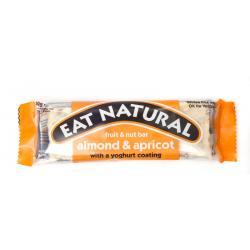 Almond apricot yoghurt