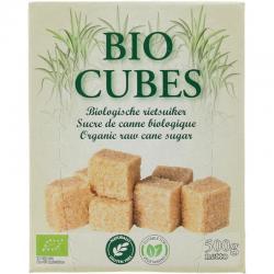 Bio cubes rietsuikerklontjes