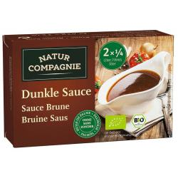 Donkere saus