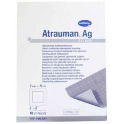 Atrauman AG zalfkompres zilver 5x5
