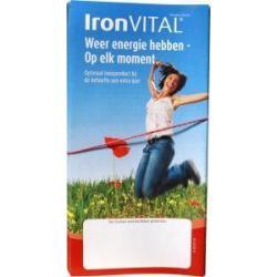 Informatiefolder Iron Vital F