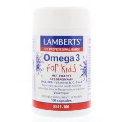 Visolie omega 3 for kids